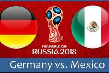 Tỷ lệ cược, kèo Đức vs Mexico, 22h00 ngày 17/6