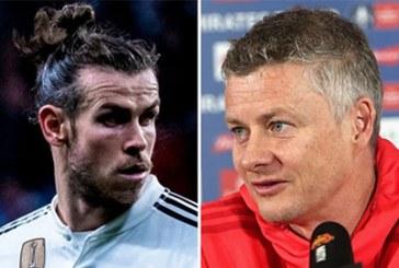 HLV Solskjaer để mở khả năng mua Bale