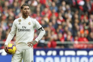 Ramos cân nhắc rời khỏi Real mùa hè này