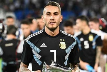 Pereyra sẽ được Argentina giao trọng trách lớn ở trận gặp Paraguay