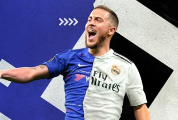 Real chính thức đạt thỏa thuận mua Eden Hazard