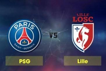 Soi kèo, Tỷ lệ cược Lille OSC vs Paris Saint Germain 03h00′ 27/01/2020