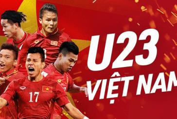 Soi kèo bóng đá U23 Việt Nam vs U23 UAE 17h15 10/01/2020