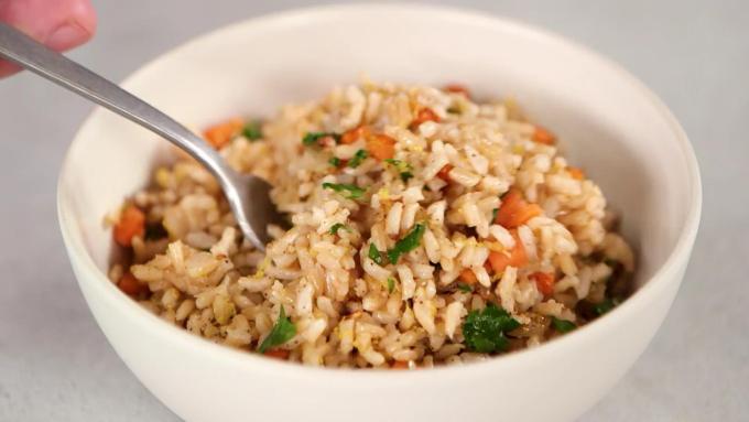 Kahverengi Pirinç