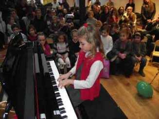 Concert Téléthon 2010