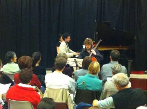 Duo Piano et Violoncelle