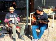 Dualo et Guitare