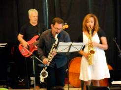 Jazz: Clarinette, Saxophone