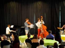 Jazz Violon Contrebasse