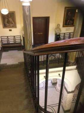 Escalier de la Royal Academy