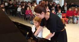 Concert de piano prof élève