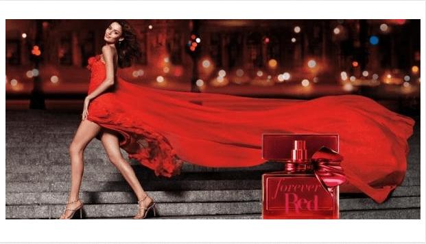 """""""Forever Red"""" Eau De Parfume**"""
