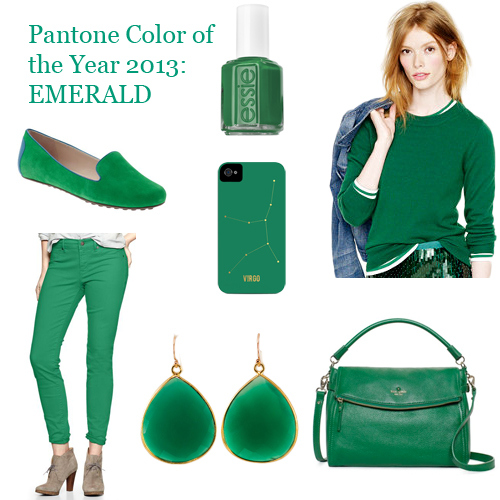 2013: Year of Emerald!