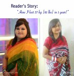 "READER'S STORY: ""How I lost 37 kg in 1 year!"""