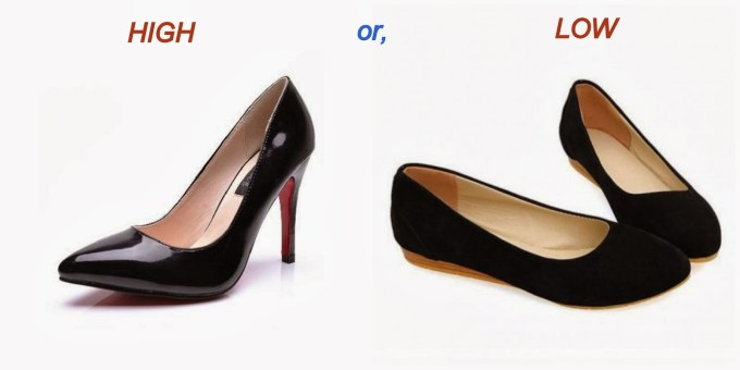 How to survive: A Day in High Heels!