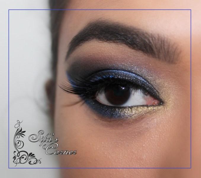 Blue-Gold eyes!
