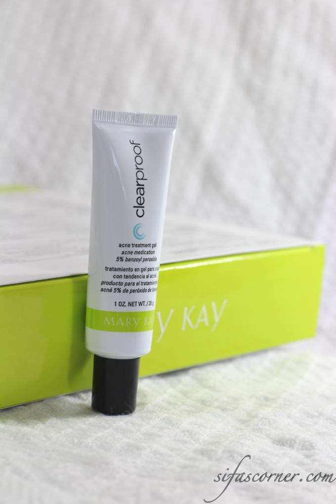 Review Mary Kay Clear Proof Acne System Sifa S Corner