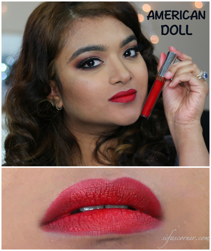 am.doll swatch  Collage