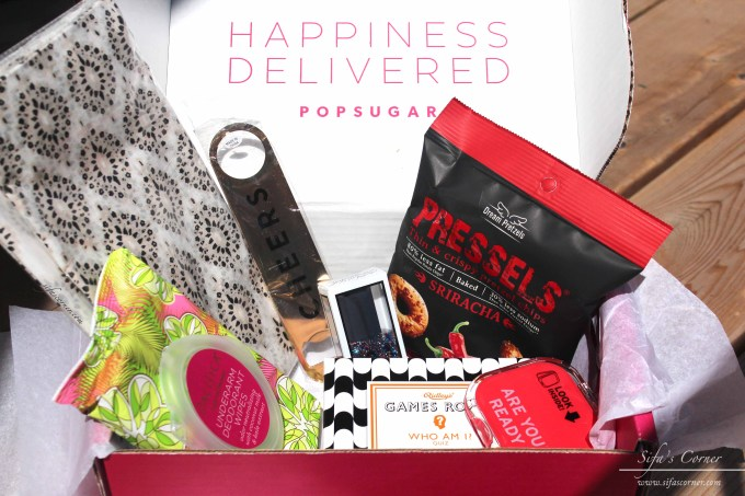 THOUGHTS: June Popsugar Must Have Subscription Box