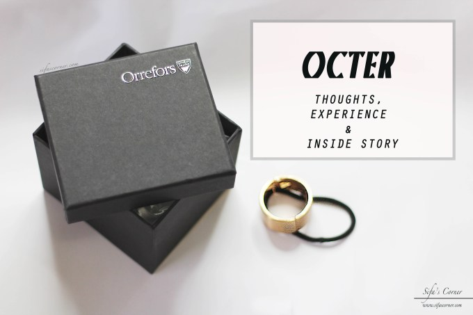 Online shopping with OCTER: Thoughts and Experience