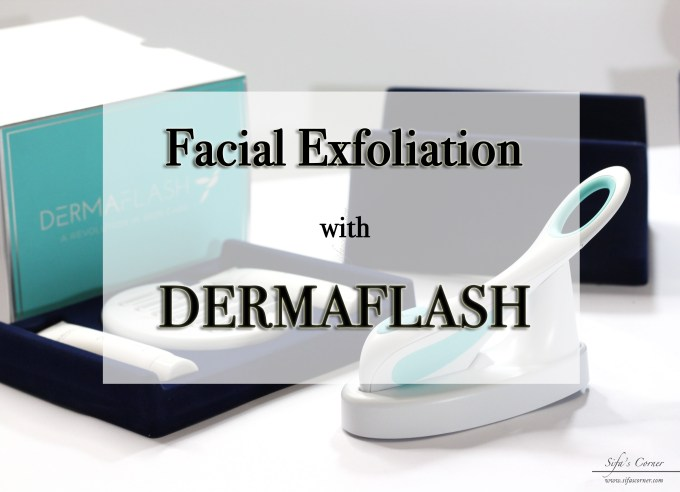 How to Remove Facial Hair and Exfoliate with DERMAFLASH