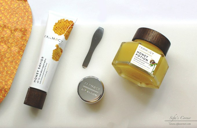 My Top 3 Products for Dry Skin from FARMACY BEAUTY