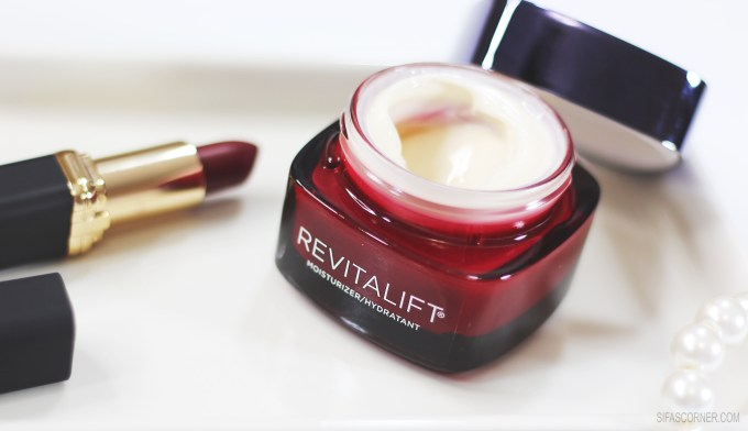 L'Oreal REVITALIFT Triple Power Deep-Acting Moisturizer review