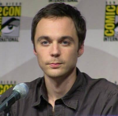 Sheldon Cooper aka Jim Parsons