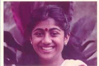 Shilpa Shetty Childhood Photo