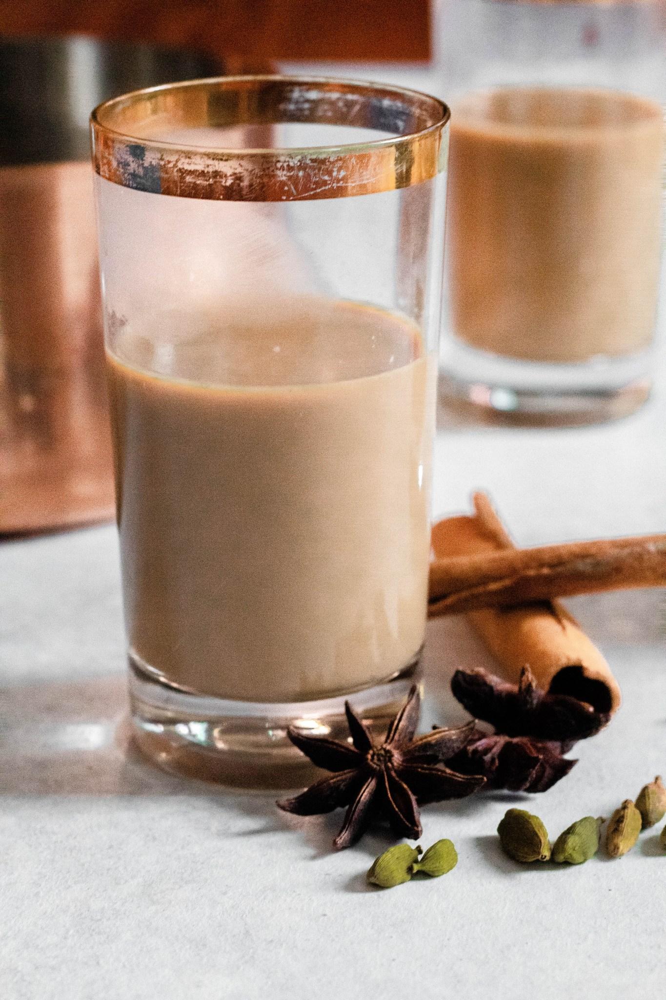 Quick and Easy Masala Chai Recipe