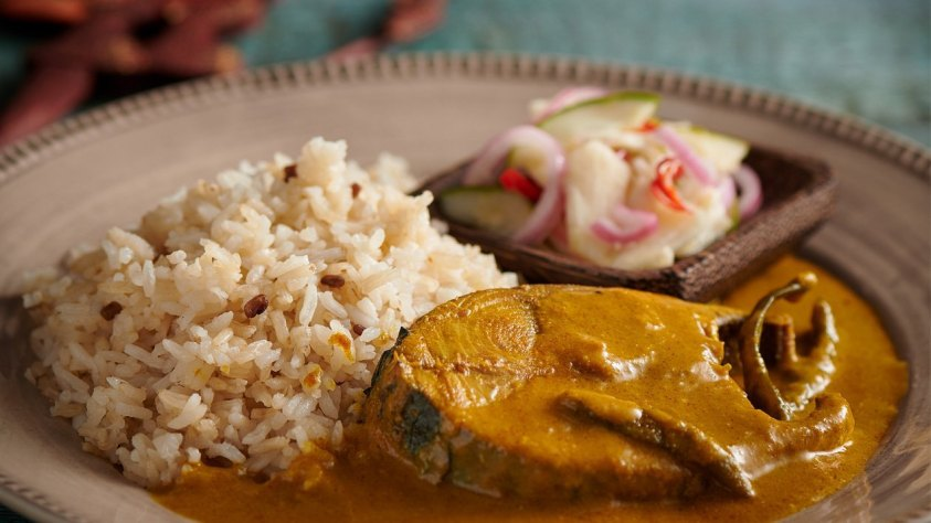 Nasi dagang - Malaysian Rice Dishes You Must Try | Ummi Goes Where?