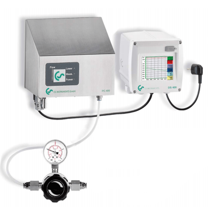 PC 400/DS 400 Stationary Particle Counter