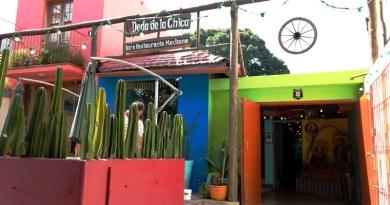 Restaurante Mexicano Dedo de la Chica