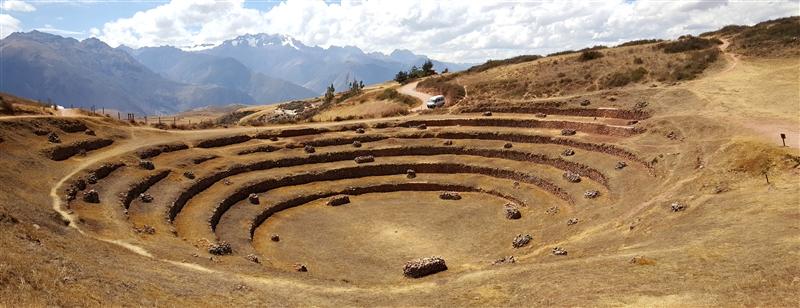 Siga na Viagem - Roteiro de uma semana no Peru - Moray