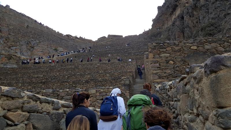 Siga na Viagem - Roteiro de uma semana no Peru - Ollantaytambo
