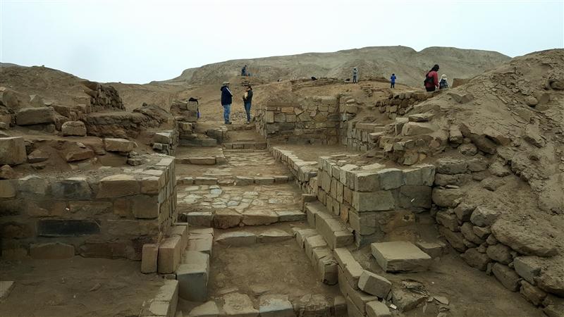 Siga na Viagem - Roteiro de uma semana no Peru - Pachacamac