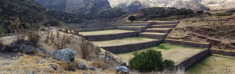 Siga na Viagem - Roteiro de uma semana no Peru - Tipón
