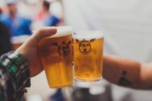 Festival da Cerveja - Chope geladinho - foto Rafael Guirro
