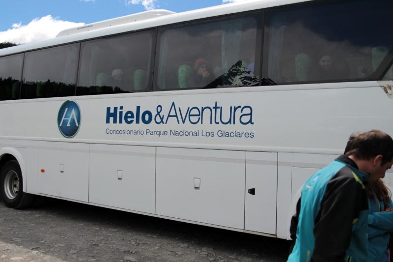 Siga na Viagem - Glaciar Perito Moreno - Transporte ao Parque Nacional Los Glaciares