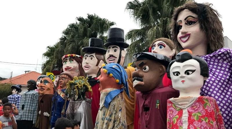 Siga na Viagem - Primeiro Encontro dos Bonecos Gigantes de São Bento de Sapucaí - Imagem Destaque