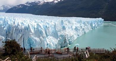 Siga na Viagem - Visita às passarelas do Glaciar Perito Moreno