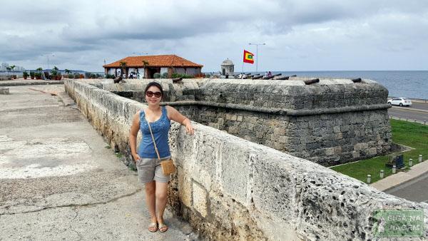 Siga na Viagem - O que fazer em Cartagena e San Andrés - Limite da Cidade Amuralhada
