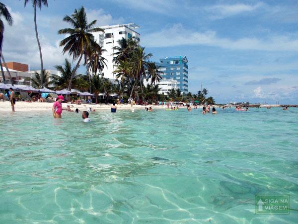 Siga na Viagem - O que fazer em Cartagena e San Andrés - Playa Peatonal