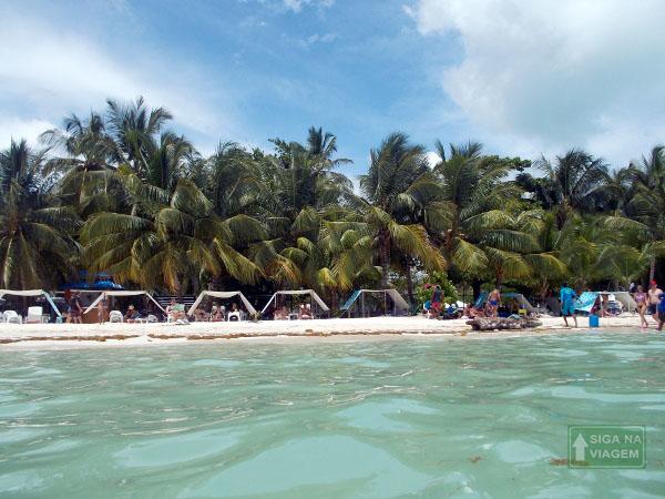 Siga na Viagem - O que fazer em Cartagena e San Andrés - Rocky Cay