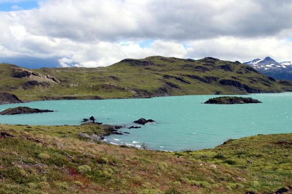 Siga na Viagem - Tour no Parque Nacional Torres Del Paine - Percurso ao Mirante.