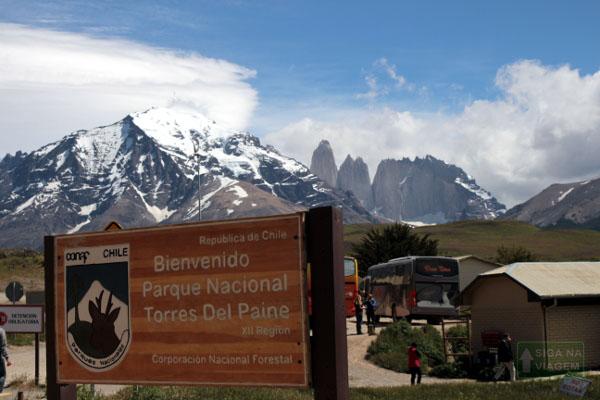 Siga na Viagem - Tour no Parque Nacional Torres Del Paine - Quinta Parada Ponto de Encontro.