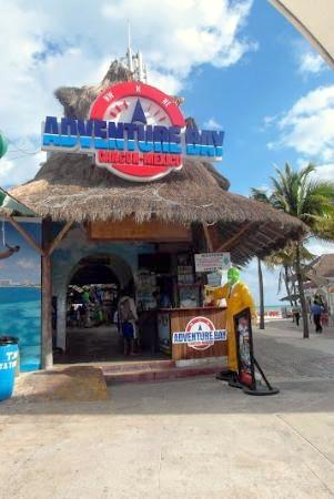 Parasailing em Cancún um passeio surpreendente - Recepção da empresa - Crédito site Trip Advisor
