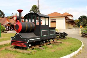 Siga na Viagem - Fim de Semana em Campos do Jordão - Museu do Ferroviário