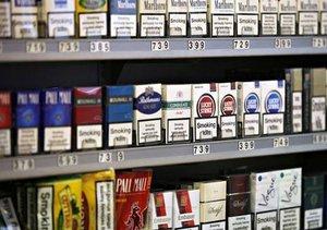 Populære mærker af cigaretter
