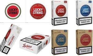 Tobak Lucky Strike